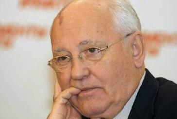 Горбачев рассказал о контактах с политическими лидерами