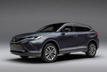 Toyota запатентовала в России новую Venza