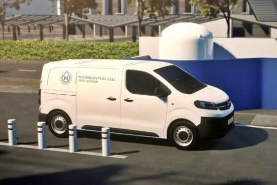 Citroen Jumpy, Opel Vivaro и Peugeot Expert переходят на водород и немецкую сборку