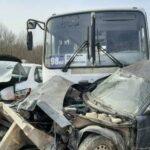 Рязанские власти назвали причину массового ДТП с автобусом