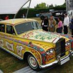Московские реставраторы «раскурочили» элитный Rolls-Royce как у Леннона
