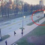 Смертельно опасное вождение: беспредельщик скрылся с места ДТП