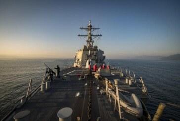 Американские эсминцы с крылатыми ракетами Tomahawk разместили на расстоянии удара по Донбассу