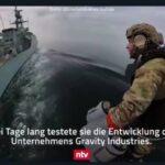 Эксперт оценил «реактивный ранец» британского морского спецназа