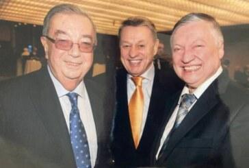 Чемпиону СССР Геннадию Венглинскому исполнилось 80 лет
