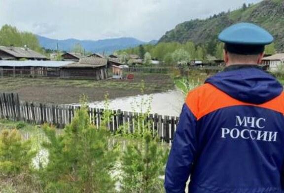 В Хакасии ввели режим ЧС из-за паводка