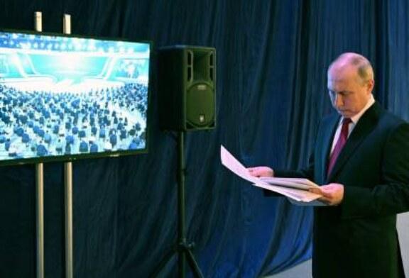 На выборы с Шойгу и Проценко. Путин определил пятерку лидеров