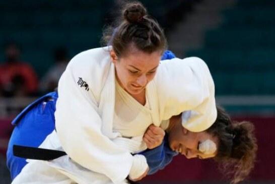 Взявшую  бронзу Олимпиады дзюдоистку Таймазову «придушили» судьи