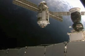 Раскрыта обстановка на МКС после «бодания»  с модулем  «Наука»