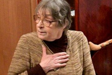 Мать сыновей Высоцкого Людмила Абрамова потеряла дар речи