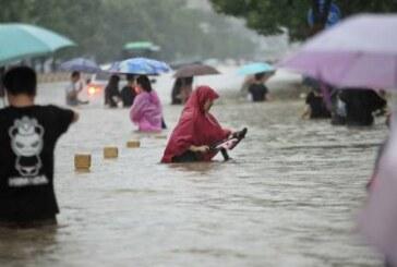 Кто испортил погоду. Мир охватывают экстремальные климатические явления
