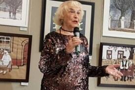 В 93 года актриса Татьяна Пилецкая до сих пор нарасхват