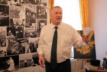 Жириновский предостерег Грудинина от вступления в КПРФ: «Партию запретят»