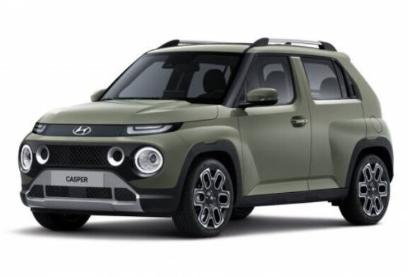 Новый кроссовер Hyundai Casper установил рекорд продаж за сутки