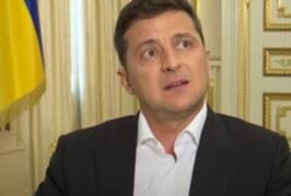 В Киеве сообщили о расплате Зеленского за слова о «грязном газе»