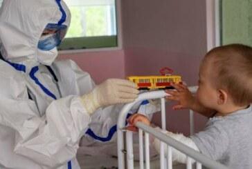 Депздрав разъяснил ситуацию с COVID-19 среди детей в Москве